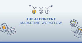 It's Not Magic, It's AI: Mesmerize Your Audience With AI in Content Marketing - Featured Image