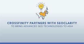 Crossfinity Partners with seoClarity to Bring Advanced SEO Technologies to Asia - Featured Image