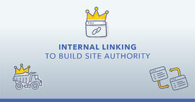 Internal Linking Strategies to Build Site Authority - Featured Image