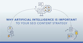 Why Artificial Intelligence is Important to Your SEO Content Strategy - Featured Image