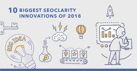 10 Biggest seoClarity Innovations of 2018 - Featured Image