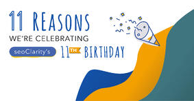 11 Reasons Why We're Celebrating 11 Years - Featured Image