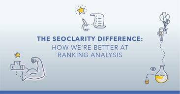 12 Ways Ranking Analysis is Better in seoClarity