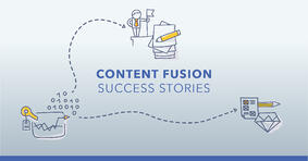 5 Content Fusion Success Stories of Increased Search Visibility - Featured Image