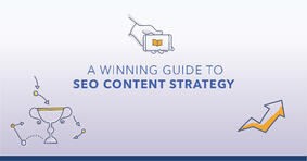 7-Step Guide to a Complete SEO Content Strategy - Featured Image