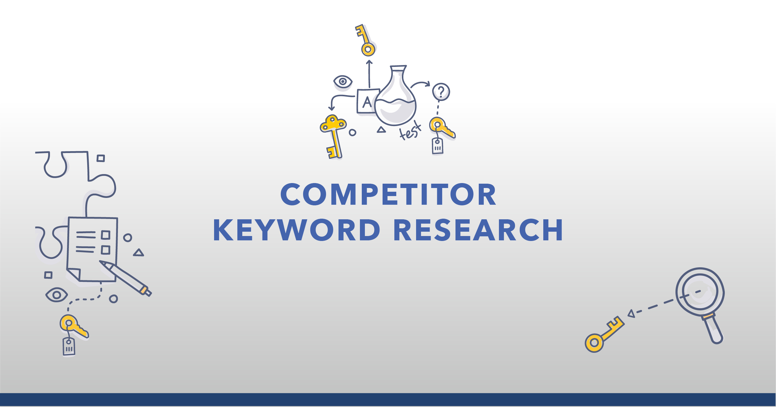 How to Use Competitor Keyword Research to Plan Better SEO Campaigns - Featured Image