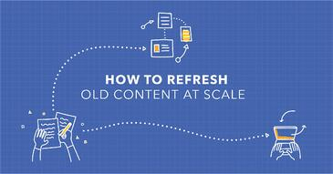 Content Refresh: Overcoming the Content Decay