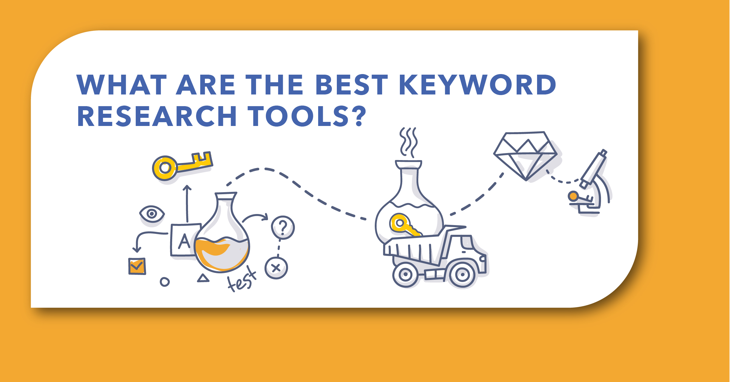 What Are the Best Keyword Research Tools? - Featured Image