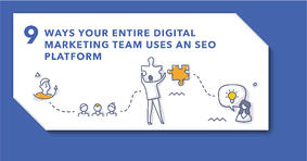 SEO Platform for Digital Teams: How Enterprise Companies Use SEO Data to Win - Featured Image
