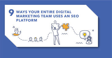 SEO Platform for Digital Teams: How Enterprise Companies Use SEO Data to Win