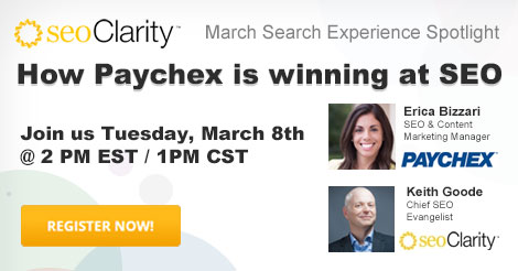[WEBINAR] How Paychex is winning at SEO - Featured Image
