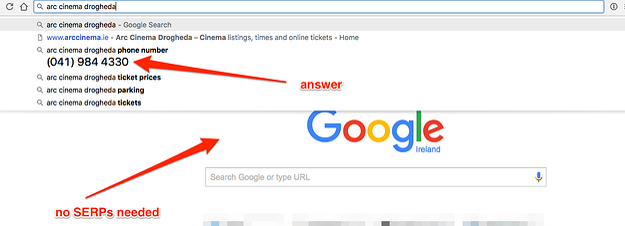 google irl