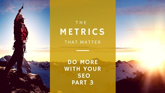 The Metrics That Matter - Featured Image