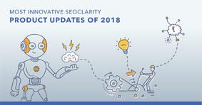The Most Innovative seoClarity Product Updates of 2018 - Featured Image