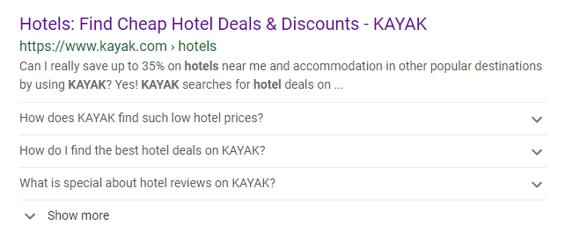 Kayak_Google