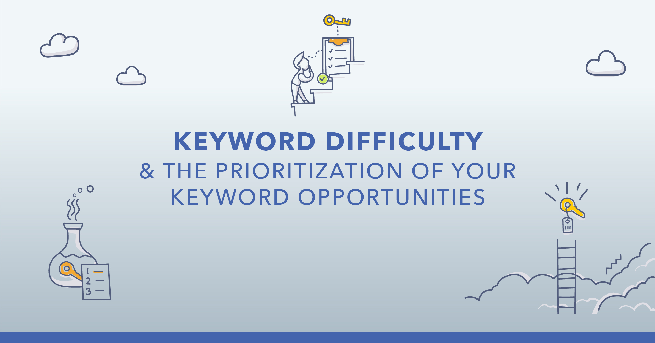 Keyword Difficulty and Its Role in Prioritizing Keyword Opportunities - Featured Image