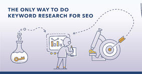 How to Do Keyword Research for SEO: An Enterprise Guide - Featured Image