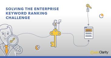 Between Users and Keywords: Solve the Enterprise Keyword Ranking Challenge