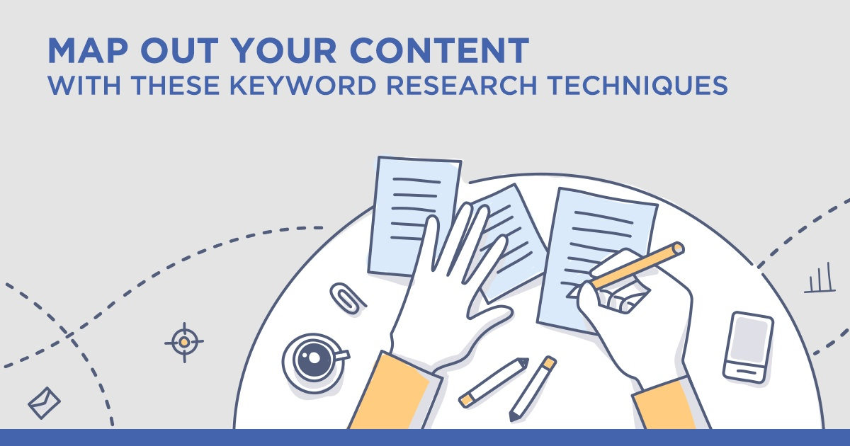 How to Identify Missing Content Marketing Topics with Content Mapping - Featured Image