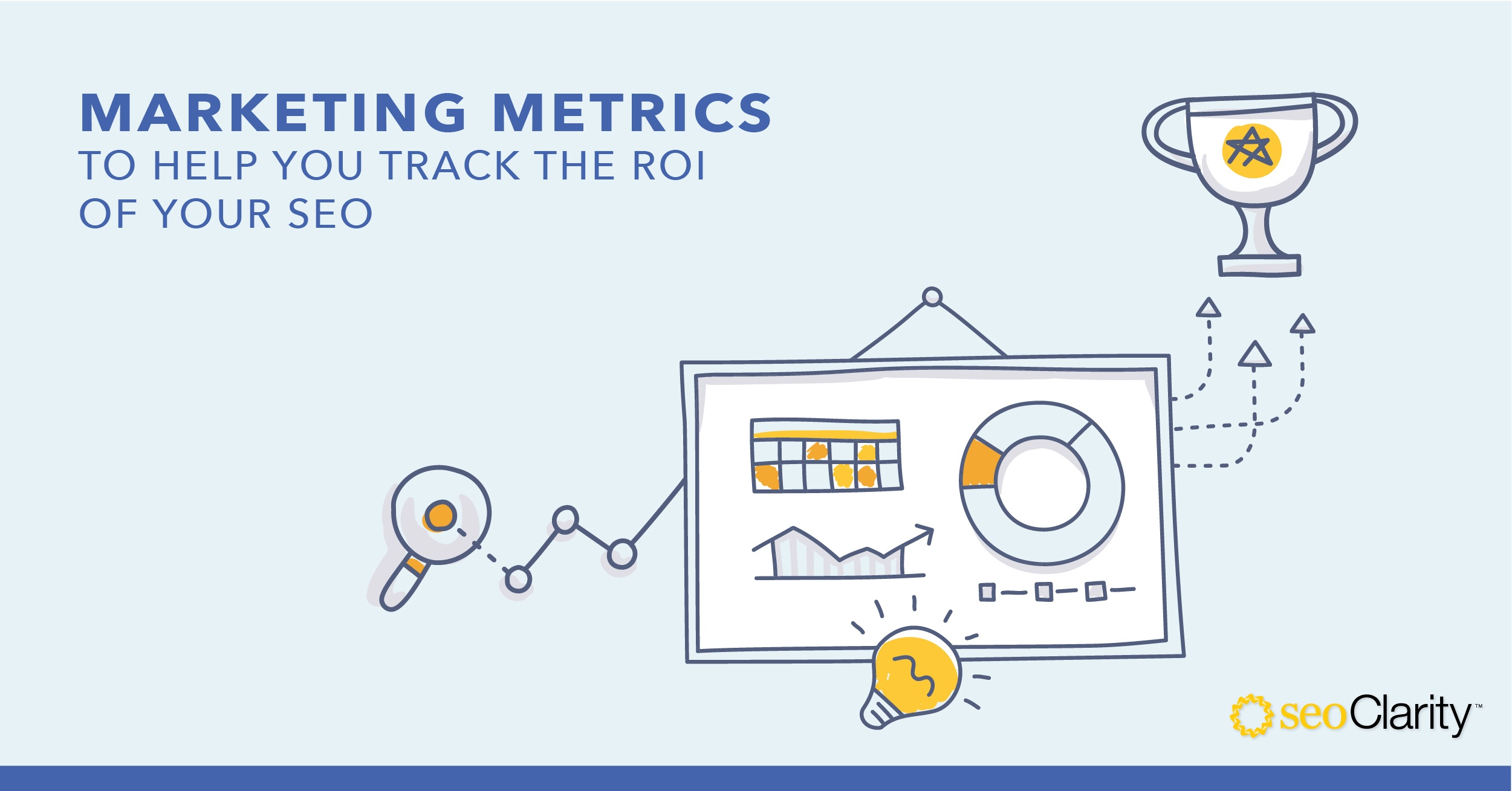 What Marketing Metrics Help You Track ROI of SEO