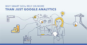 Going Above & Beyond Google Analytics in the Quest for Search Visibility - Featured Image