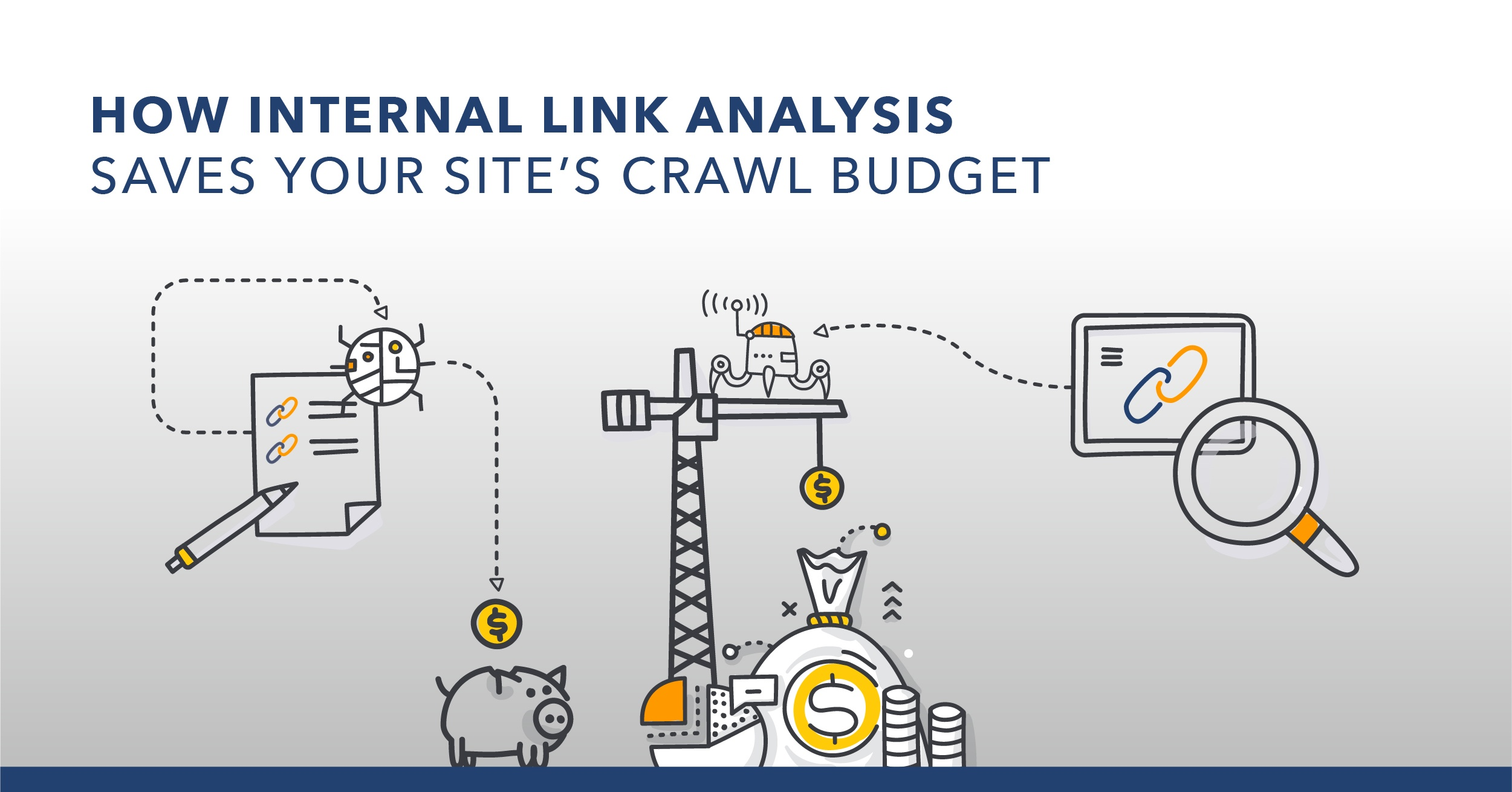 How Internal Link Analysis Saves Your Site's Crawl Budget
