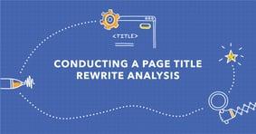 Page Title Rewrite Analysis__BLOG