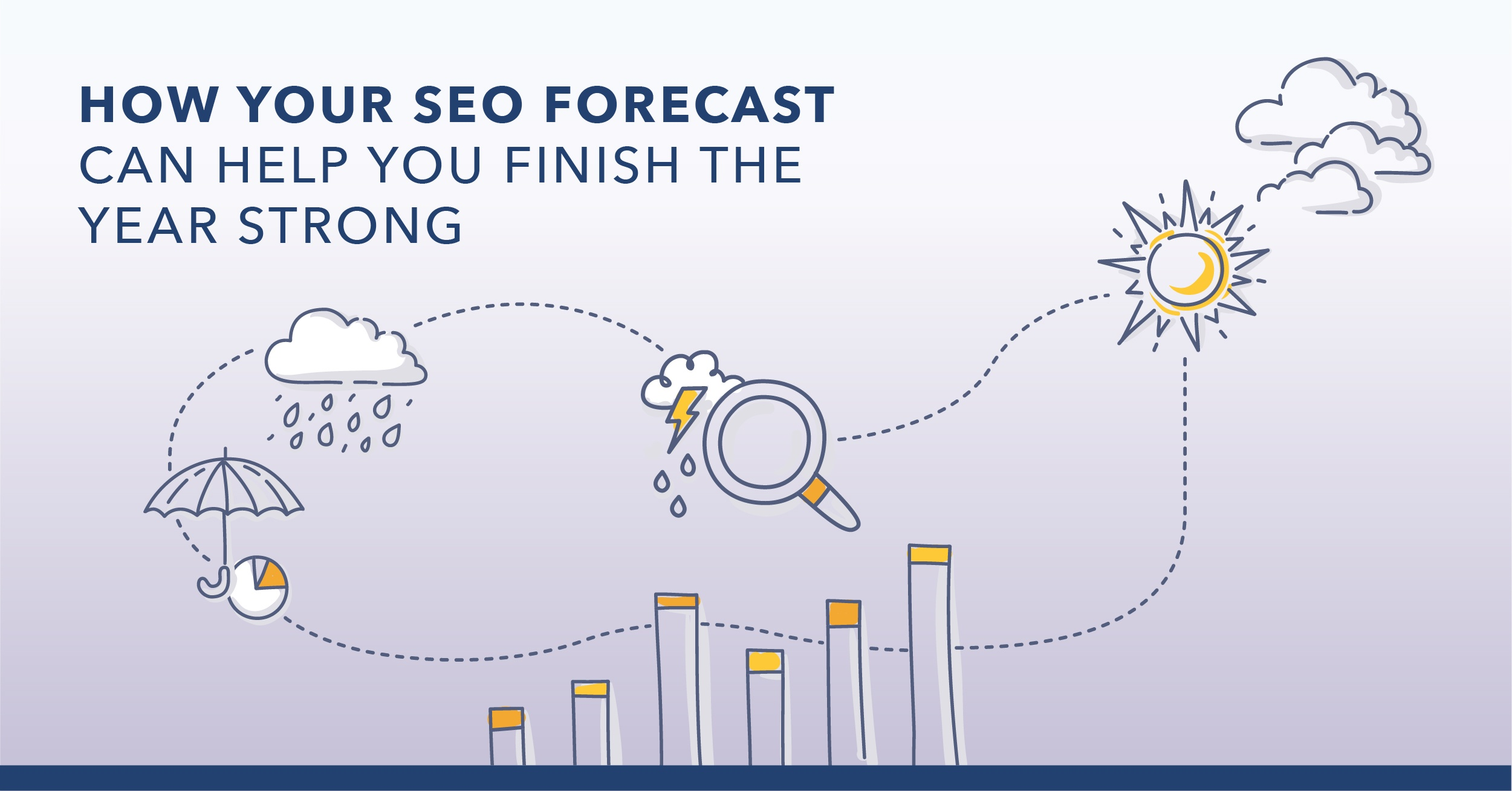 How to Use SEO Forecast Data to Gain Quick Visibility Wins - Featured Image