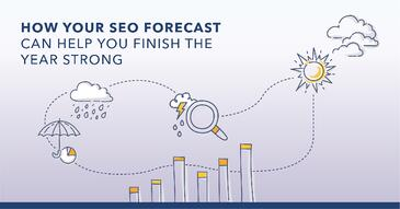 How to Use SEO Forecast Data to Gain Quick Visibility Wins