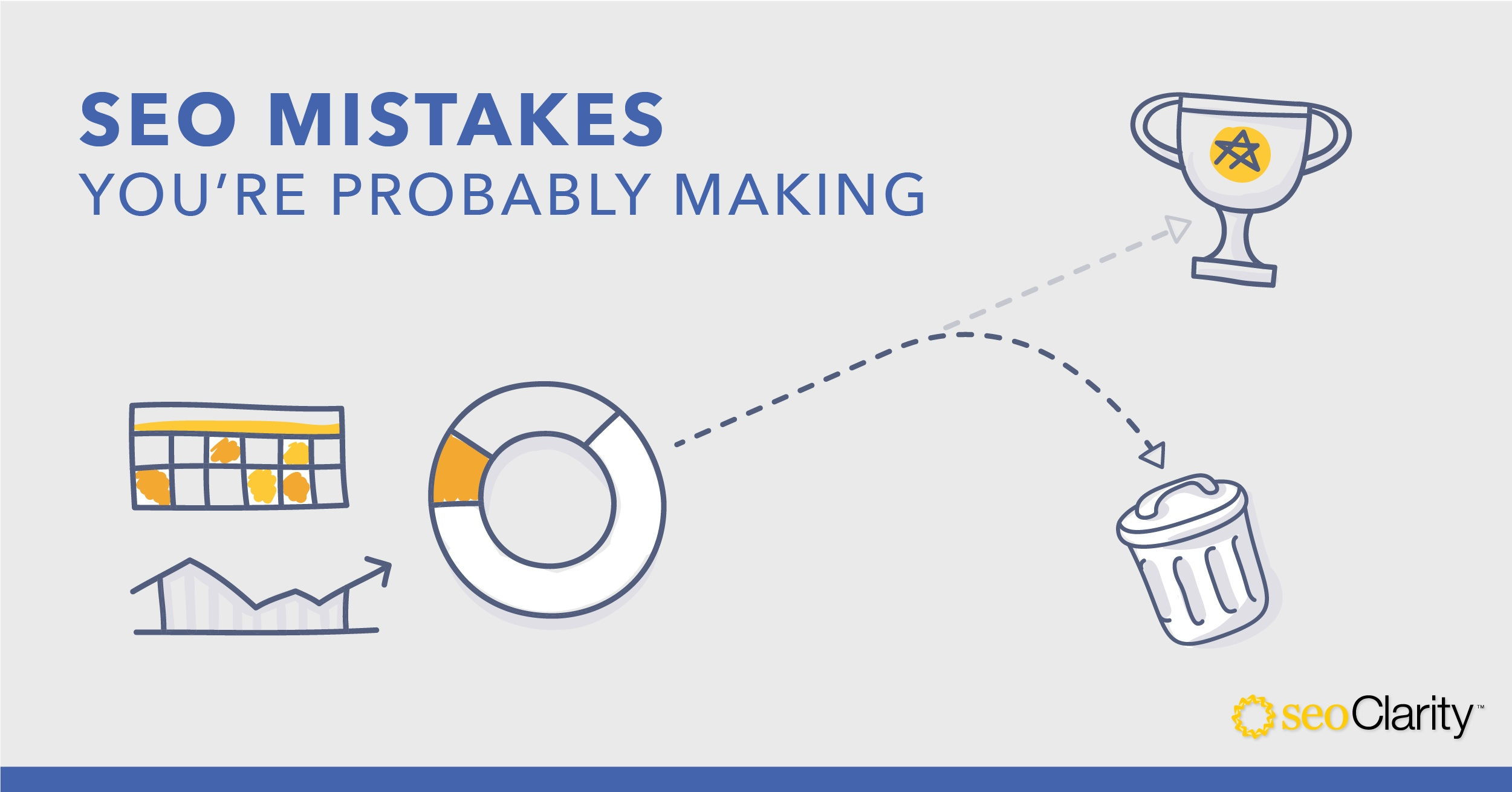 7 Enterprise SEO Mistakes That Will Hurt Your Business - Featured Image