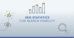 The Most Relevant SEO Statistics to Improve Search Visibility in 2019 - Featured Image