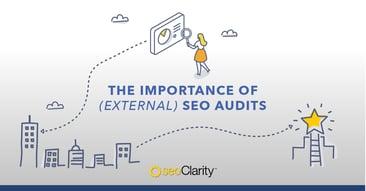 Why Do an SEO Audit, Especially With an External Partner