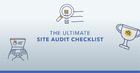 16 Step SEO Site Audit Checklist to Drive ROI - Featured Image