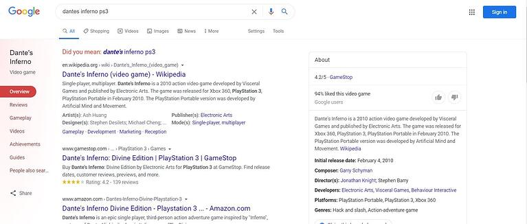 The SERP is changing
