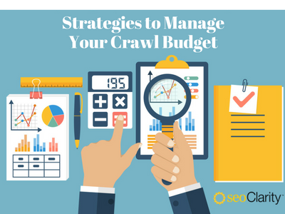 5 Strategies to Make the Most of your Available Crawl Budget - Featured Image