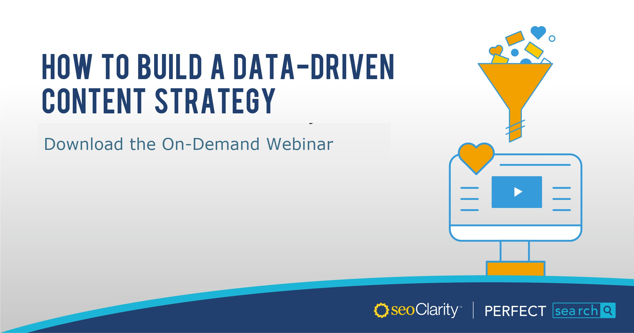 Webinar - How to Build a Data-Driven Content Strategy