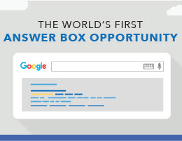 Becoming the Answer: seoClarity Launches the First Feature to Help Brands Win the Answer Box - Featured Image