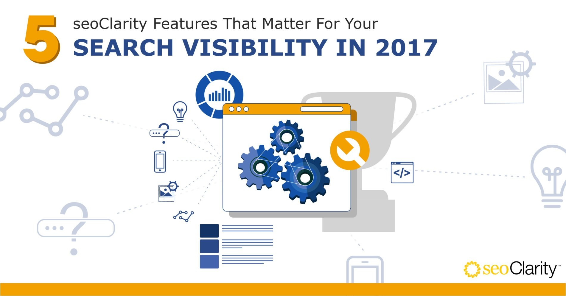 seoClarity Features that Matter to your Search Visibility in 2017 - Featured Image