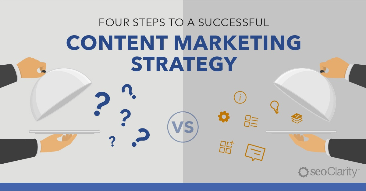 4 Tips to Improve Your Content Marketing Strategy for SEO - Featured Image