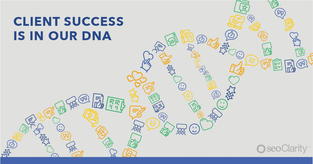 Client Success is in our DNA - Featured Image