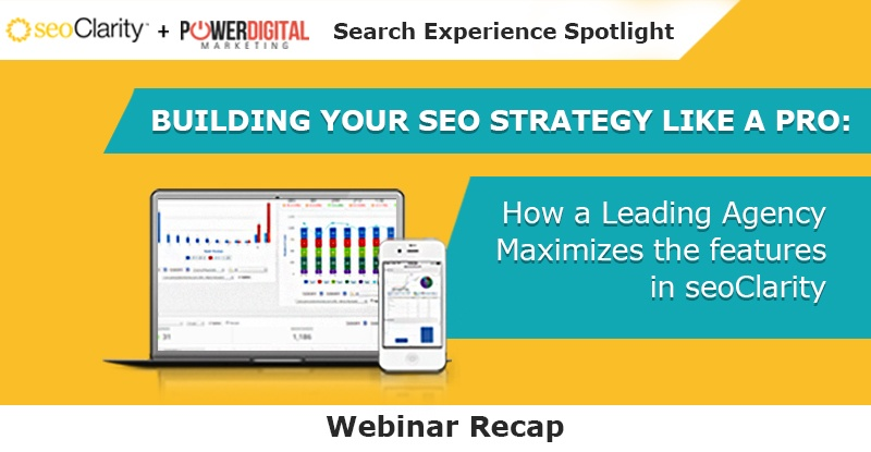 Webinar Recap Building Your SEO Strategy Like the Pros