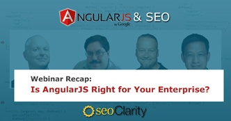 Webinar Recap_Is AngularJS Right for Your Enterprise