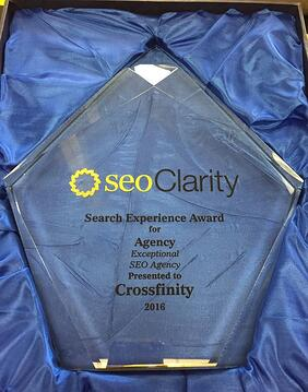 seoClarity Announces New Search Experience Award Category and Its First Recipient - Featured Image