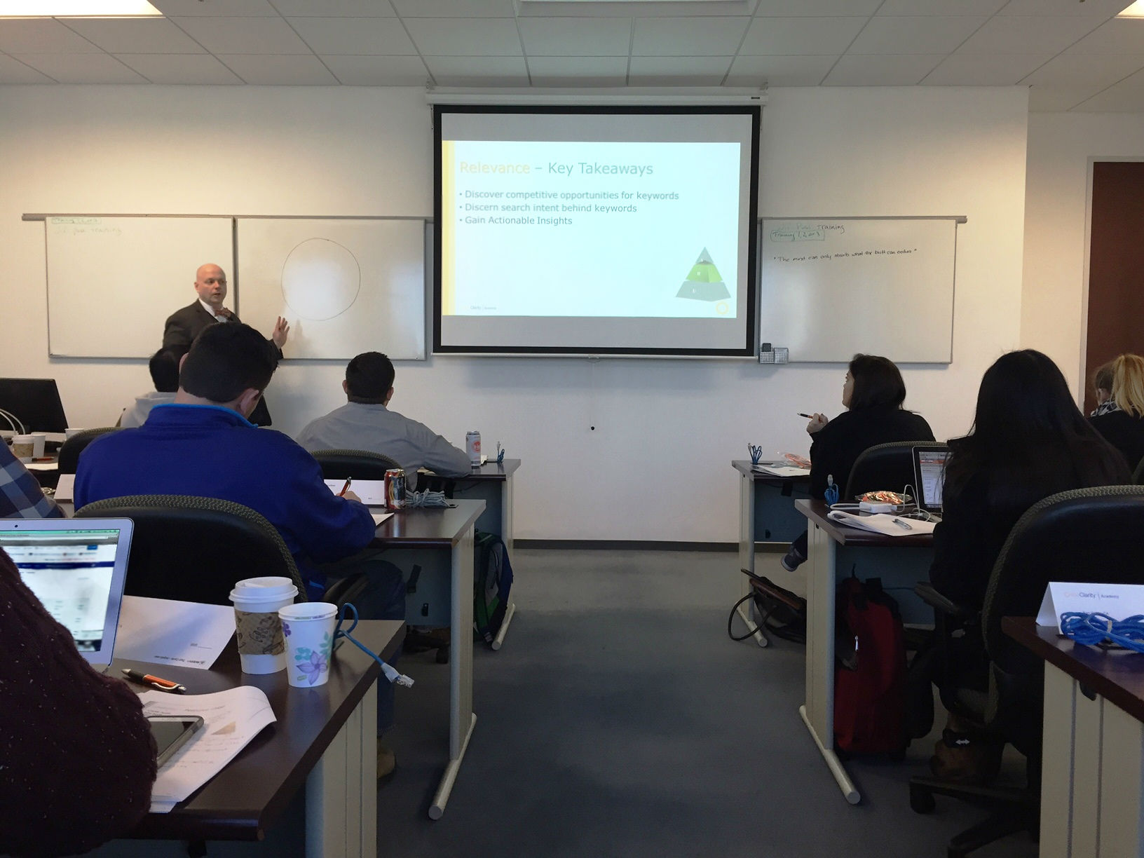 San Diego SEO Community Excels at Clarity Academy Live! - Featured Image