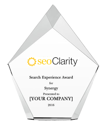 Dell Earns seoClarity's Search Experience Award for Synergy - Featured Image