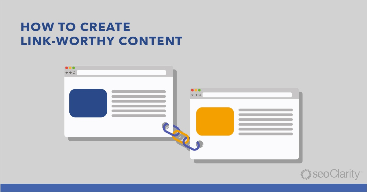4 Link Worthy Content Types Guaranteed to Attract More Links in 2018 - Featured Image