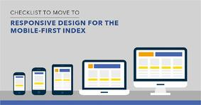 Mobile-First Indexing: Moving from Separate Mobile URLs to Responsive URL - Featured Image