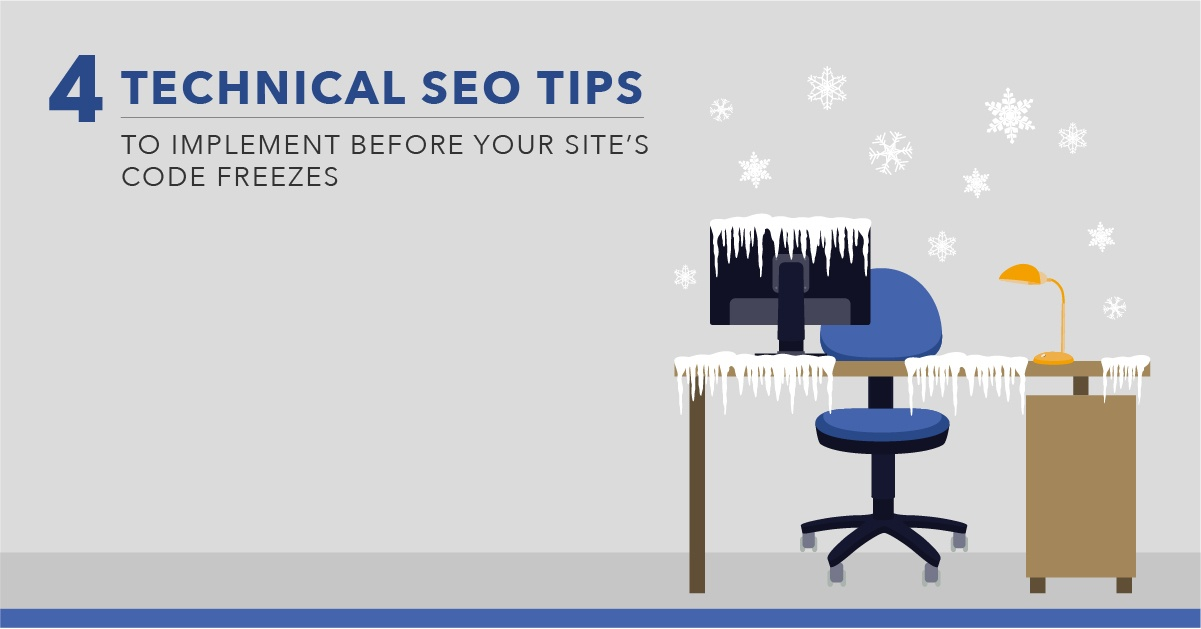 4 Quick Technical SEO Optimization Tips for Q4 - Featured Image