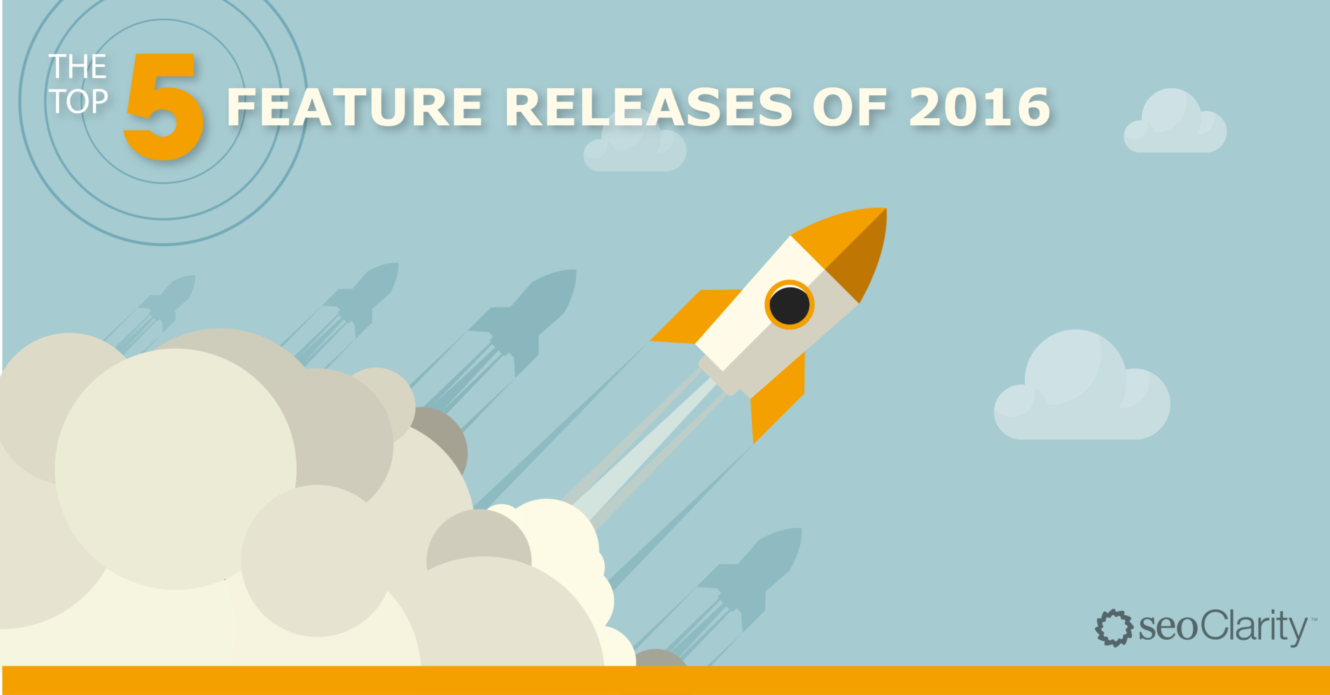 2016 Highlights: seoClarity New Product Releases - Featured Image
