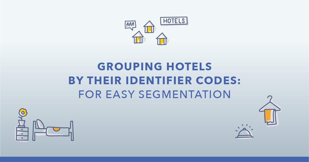 Travel SEO: Segmenting Hotel Identifier Codes at Scale
